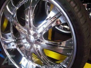 22 Wheels Rims Tires Magnum Chrysler 300 Charger