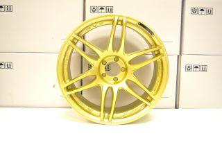 Cosmis Racing MRII Aluminum Rims / wheels 18x8.5 +22 5x100   MR2, GOLD
