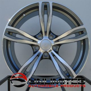 Style Wheels Rims Fit BMW 525i 530i 535i 545i 550i M5 2004 2009