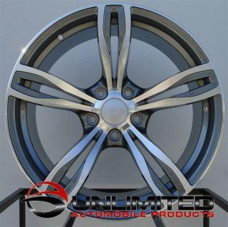 Style Wheels Rims Fit BMW 525i 530i 535i 545i 550i M5 2004 2009