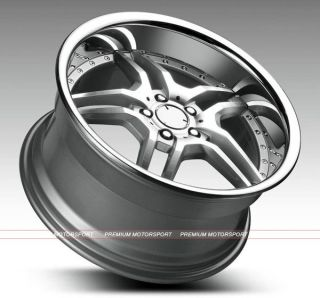 19 inch Rims Mercedes Benz C E Wheels C300 C350 omag EM2 Rims