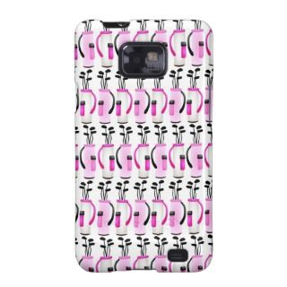 Womens Golf Bags   Pink Galaxy S2 Cover