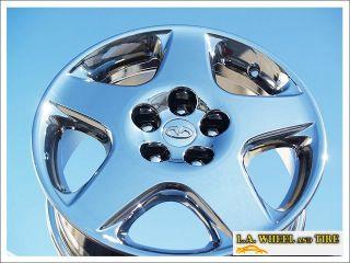 17 Infiniti I30 T Chrome Wheels Rims J30 Q45 M35 M45 I35 73657