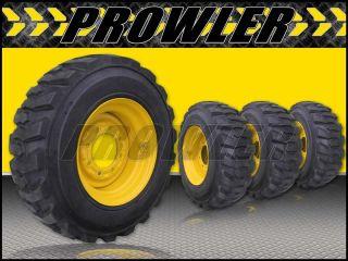10x16 5 Gehl Mustang Skid Steer Wheels Rims Tires