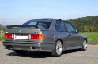 BBs RS Wheels Rims BMW E9 E24 E28 E30 535i 635CSI M3 M5 M6 2800CS 3