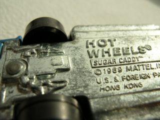 Hotwheels Hot Wheels Redline Spectraflame Blue Sugar Caddy Dark