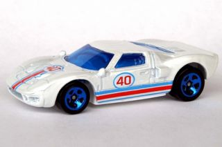 2008 Hot Wheels 095 Ford GT40