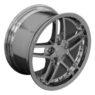 Corvette C6 Z06 Style Deep Dish wheels Rims Fit Chevrolet Camaro