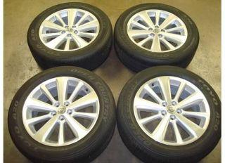 19 Toyota Highlander Wheels Tires Rims Hybrid 10 11