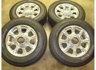 20 Ford F250 F350 Wheels Rims Tires 2011 4x4 F 250