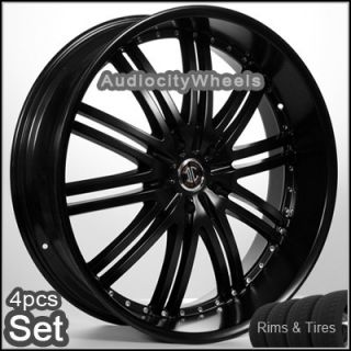 24inch Wheels and Tires Land Range Rover FX35 Rims