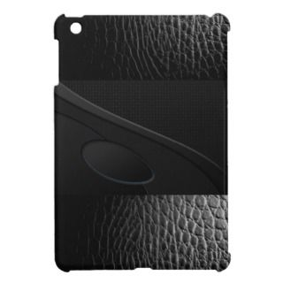 Premium leather and Kevlar iPad Mini case