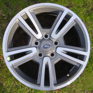 Ford Edge Lincoln MKX Factory 17 Ford Wheels Firestone Snow Tires 235