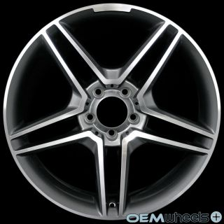 18 Mercedes Benz AMG E320 E430 E350 E500 E Wheels Rims