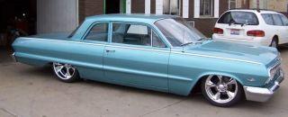 Billet Specialties Wheels Impala Bel Air Chevelle Tri 5
