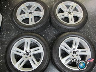 Range Rover Evoque Factory 19 Wheels Tires Rims OEM BJ32 1007 CA 72232