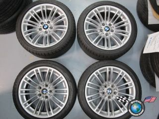 11 BMW M3 18 Wheels Tires OEM Rims 71231 71233 36102284050 36102284051