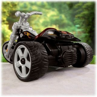 Power Wheels Harley Davidson Motorcycle Rocker Bike 6V Electric Ride