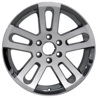 20 Nissan Titan Chrome Wheels Set of 4 62516 Rims Fit Armada Infiniti