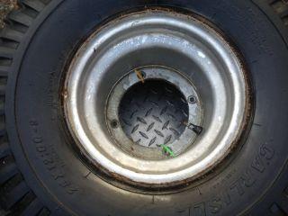 200M 200E 200ES Pair Rear Rims Wheels Tires Carlisle 25 x 12 9