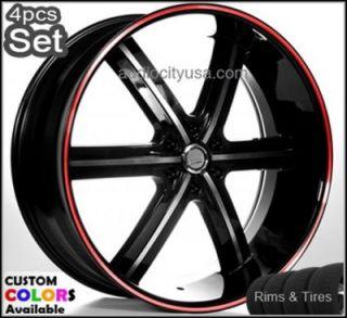 28 Wheels Tires Rims Wheel Chevy Escalade Nissan Siverado