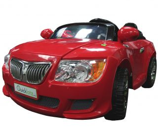 Toy Car 12 Volt Battery Powered Wheels Ride on Car Nice Red