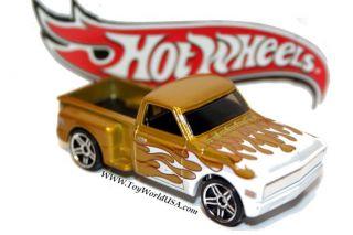 2007 Hot Wheels Treasure Hunt 130 Custom 69 Chevy