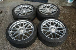 18 BBs RC 18x8 5 Wheels Rims BMW E36 E46 E34 E38