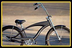 26 Mens Beach Cruiser Bike Chopper Fork Falcon GT R