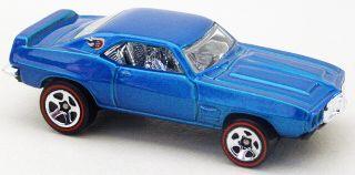 2006 Hot Wheels 100 1969 Pontiac Firebird