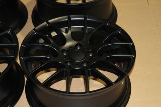 18x8 M3 GTS Style Matte Black Wheels/Rims   318i 323i 325i 328i 330i