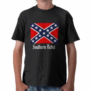 Confederate Flag T shirts