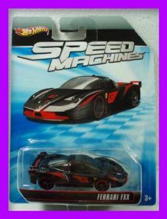 Hot Wheels Ferrari FXX Car 1 64 Speed Machines