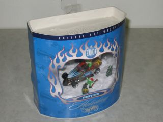 Holiday Hot Wheels Kringles Kruiser 2000 SEALED