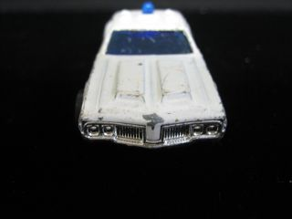 Redline Hot Wheels Police Cruiser Redliner Car Hotwheels 1969