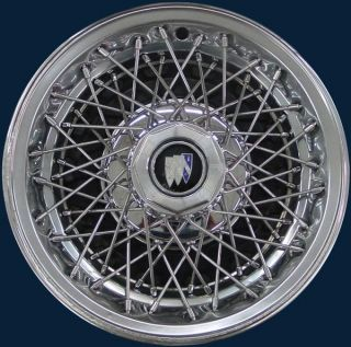 80 87 Buick Regal / Century Wire Hubcap Wheel Cover
