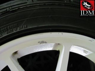Integra Type R DC2 98 5 Lug JDM Wheels Civic CRX 5x114 3 DB8