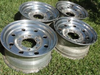 Alcoa 91 92 93 94 95 96 97 16 Ford F250 8 Lug Wheels Rims