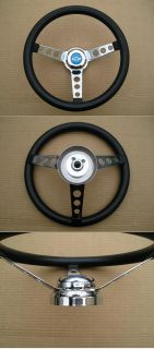 Grant 838 Classic Foam Steering Wheel 69 94 Chevy Jeep