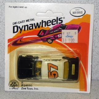 Zee Toys Dyna Wheels Sheriff Police Car 57 MOC 1989