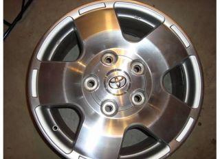 Toyota Tundra TRD Alloy Wheels Rims Caps 2007 2008 2009 10 2010
