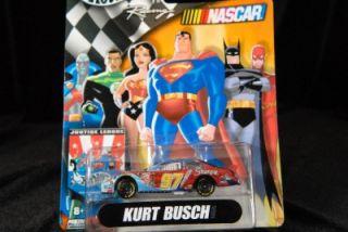 Hot Wheels 2004 NASCAR 97 Kurt Busch 321