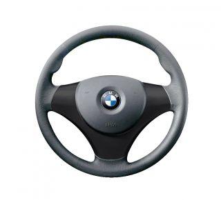 BMW Genuine steering wheel cover trim brings an elegant, sporty feel