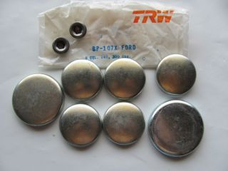 TRW BP107X Expansion Freeze Plugs Ford 240 300 6 Cylinder