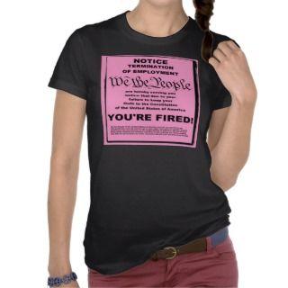 Pink Slip Shirt