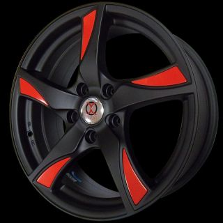 Wheels IX003 Matte Black, 16x7, 5x105 Chevrolet Sonic (set of 4 wheels