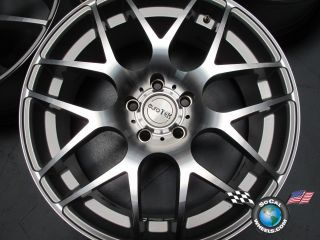 U002 08 12 VW Jetta Golf Mercedes C Class 19 5x112 Wheels Rims