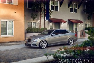 10 AVANT GARDE 510 STAGGERED WHEELS 5X112 FITS MERCEDES BENZ SLK55 AMG