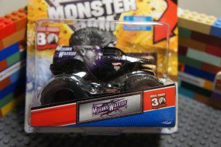 Hot Wheels Mohawk Warrior Monster Jam Truck 30th Grave Digger Edition