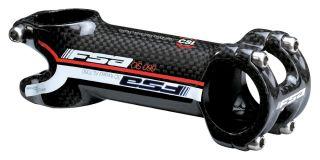 FSA OS 99 CSI 3K Carbon Road Bike Stem Ø31 8mm x 6° x 80mm BNWT MSRP
